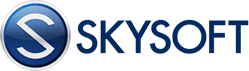 Skysoft Incorporated Logo
